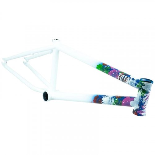 Rám Total BMX TWS Ruckerz De White